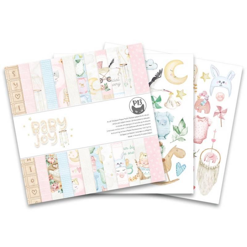 """Paper Pad Baby Joy, 6x6"""""""