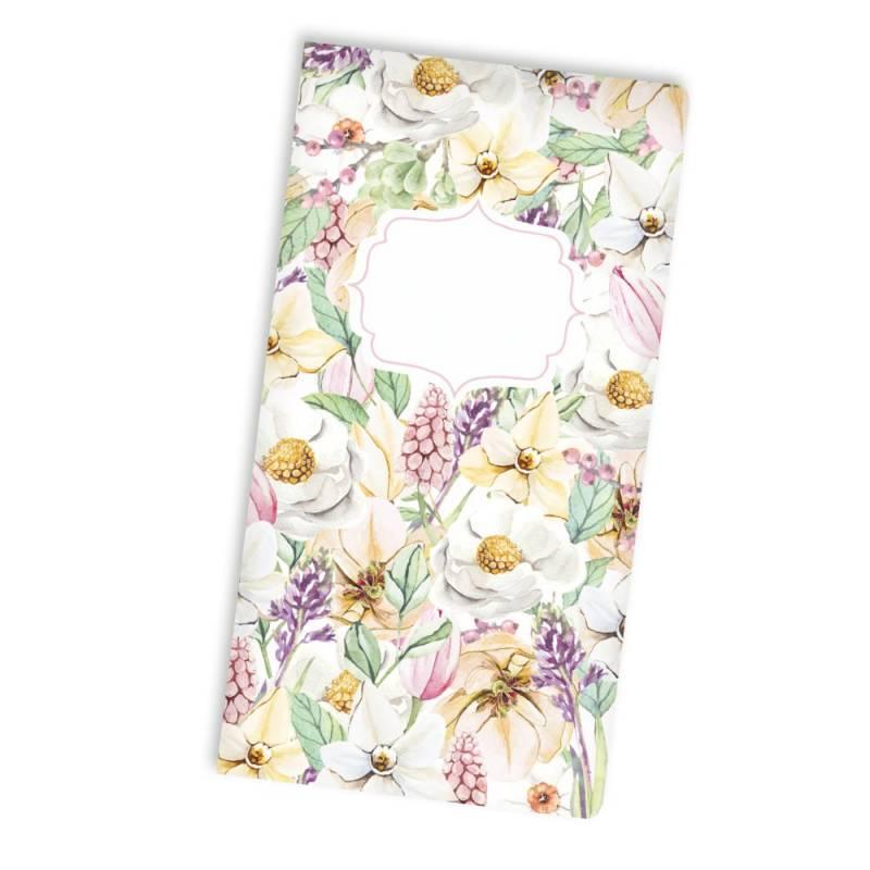 Travel journal The Four Seasons - Spring