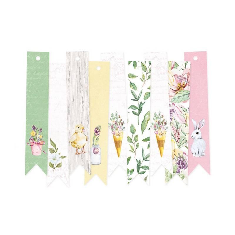Zestaw tagów The Fours Seasons - Spring 03