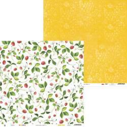"Papier The Four Seasons - Summer 01, 12x12"""