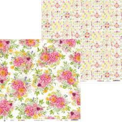 "Papier The Four Seasons - Summer 02, 12x12"""