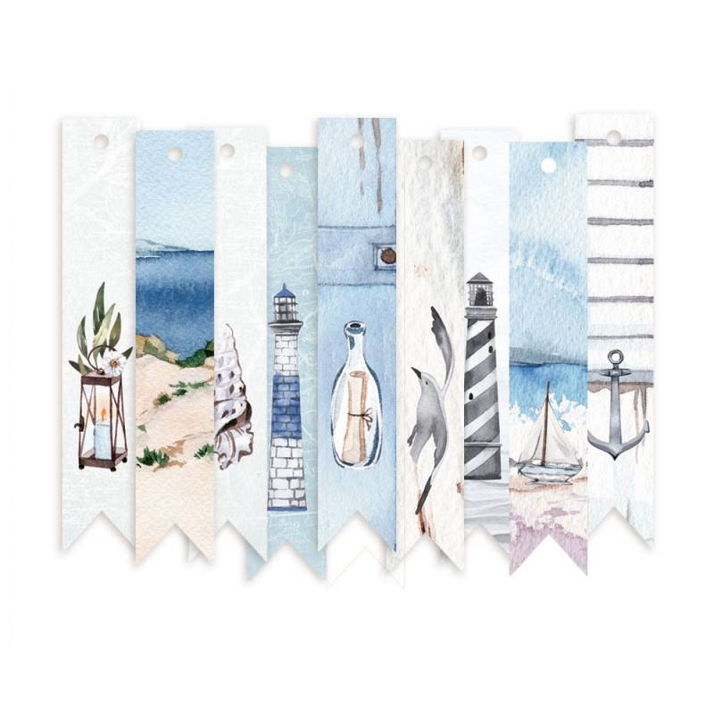 Decorative Tags Beyond the Sea 03