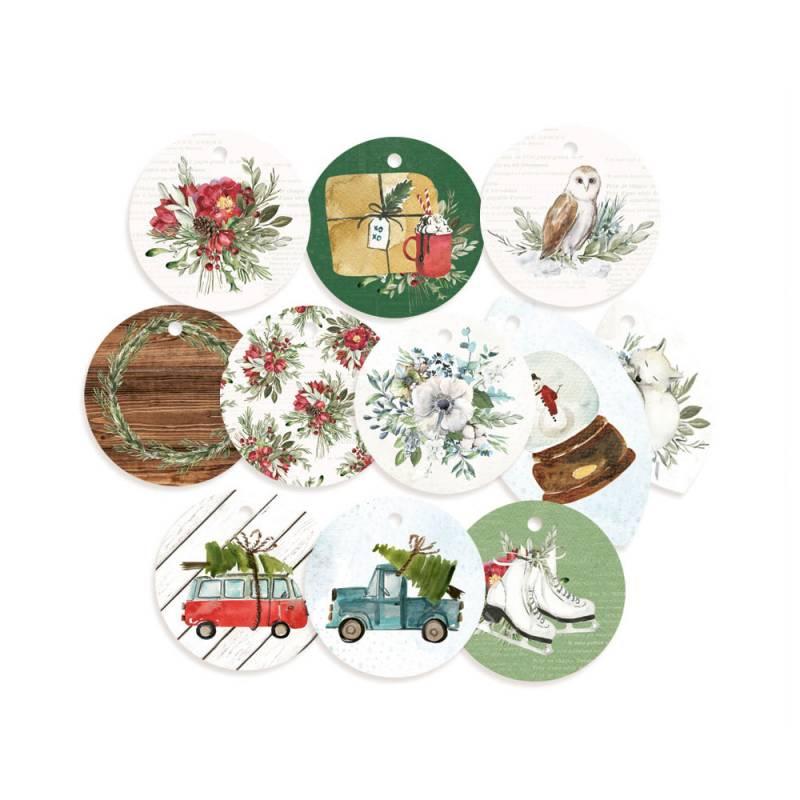 Zestaw tagów The Four Seasons - Winter 01