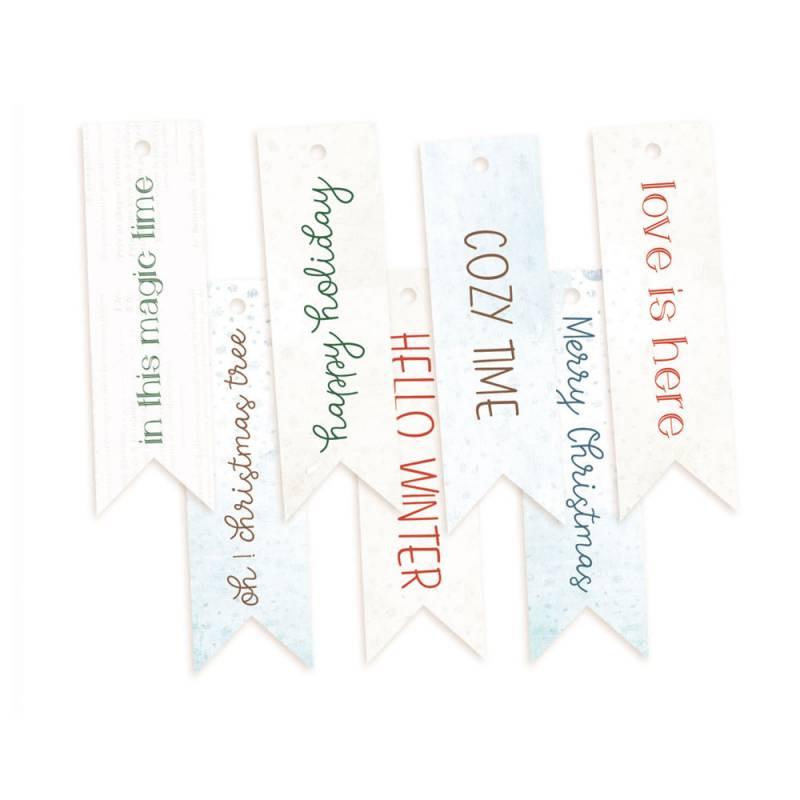 Zestaw tagów The Four Seasons - Winter 02