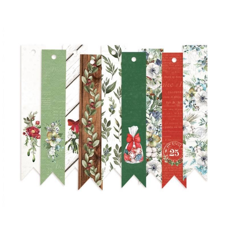 Zestaw tagów The Four Seasons - Winter 03