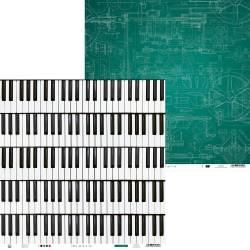 """Paper Free Spirit 06, 12x12"""""""