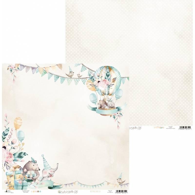 """Papier Cute & Co. 05, 12x12"""""""