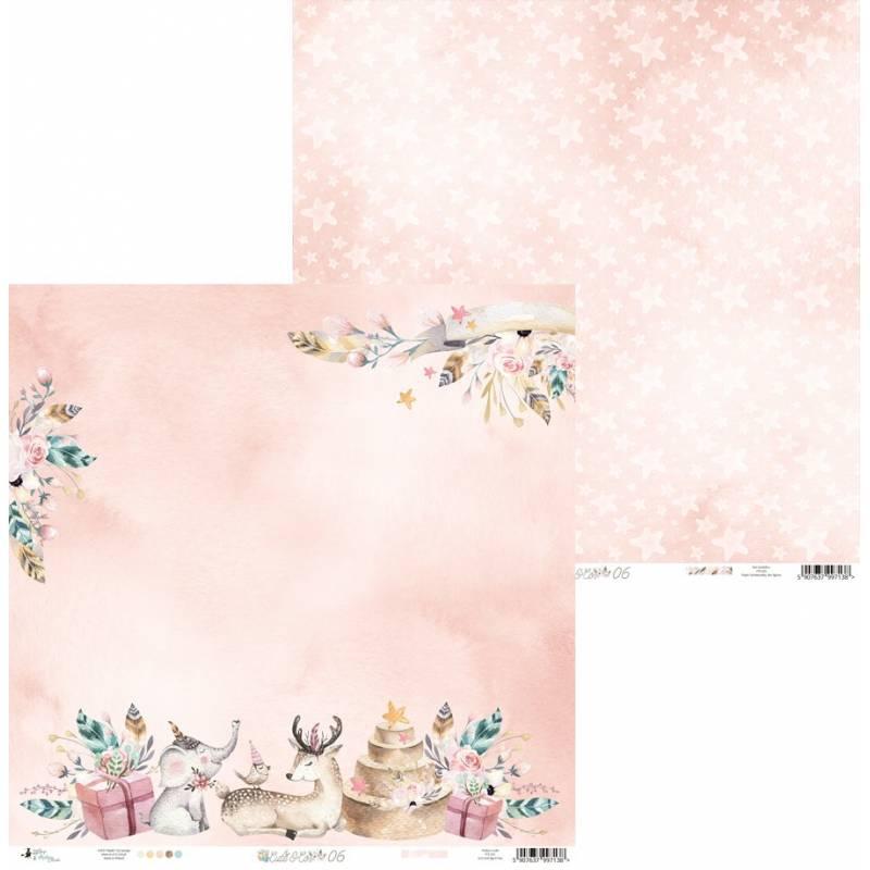 """Paper Cute & Co. 06, 12x12"""""""