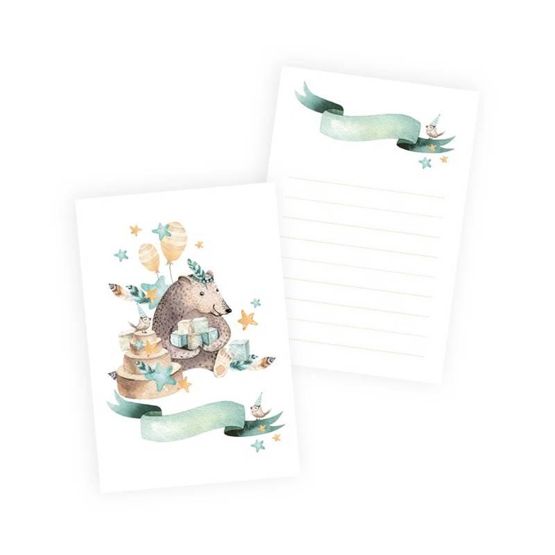 "Set of cards Cute & Co. Boy, 6x4"""