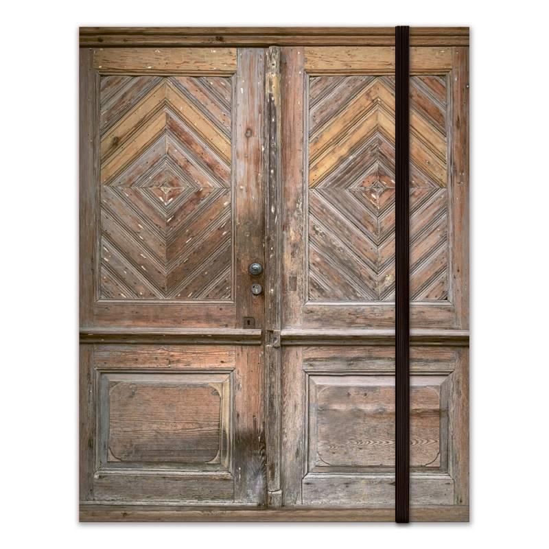 Premium notebook Door, 18 x 22cm, 96 pages