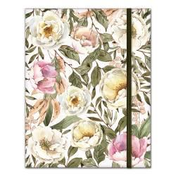 Notatnik premium Kwiaty