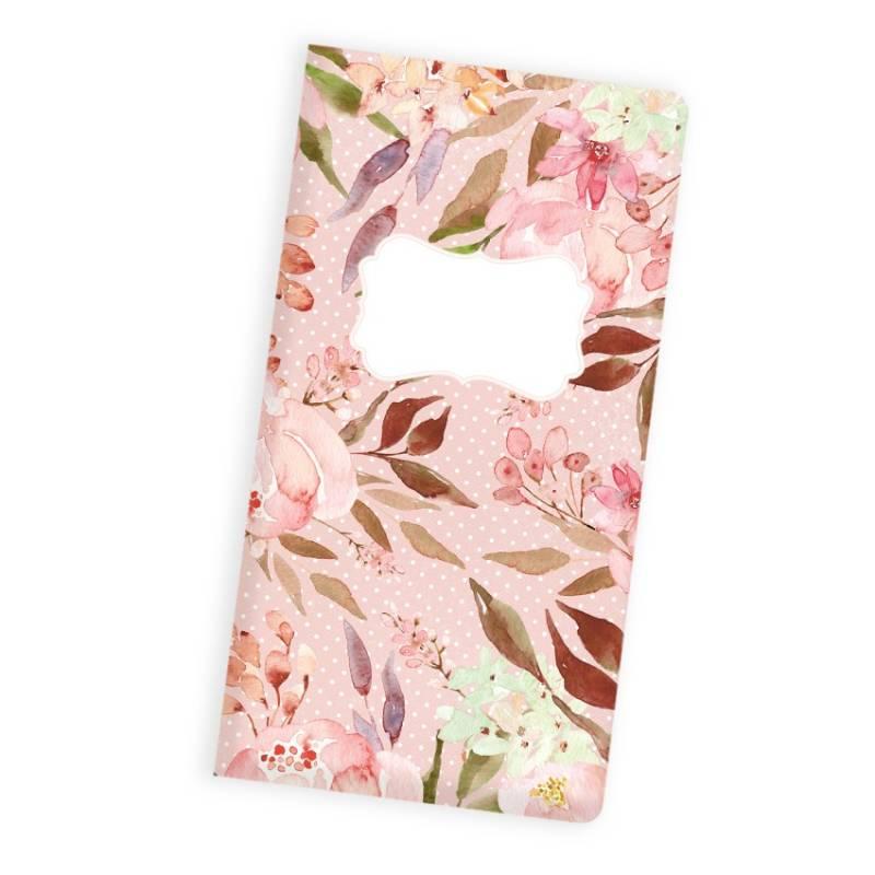 Travel journal Love in Bloom