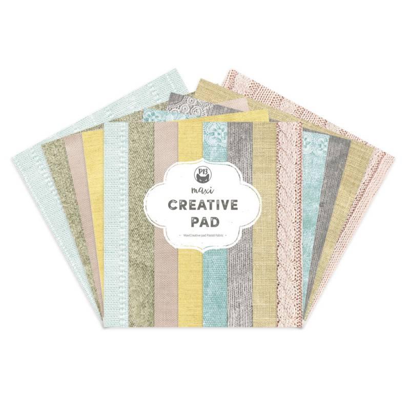 "Maxi Creative Pad Fabric, 12x12"""