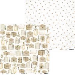 """Paper Cosy Winter 03, 12x12"""""""