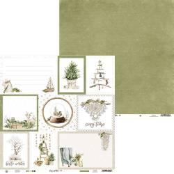 """Paper Cosy Winter 05, 12x12"""""""