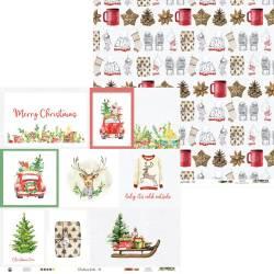 "Papier Christmas treats 05, 12x12"""