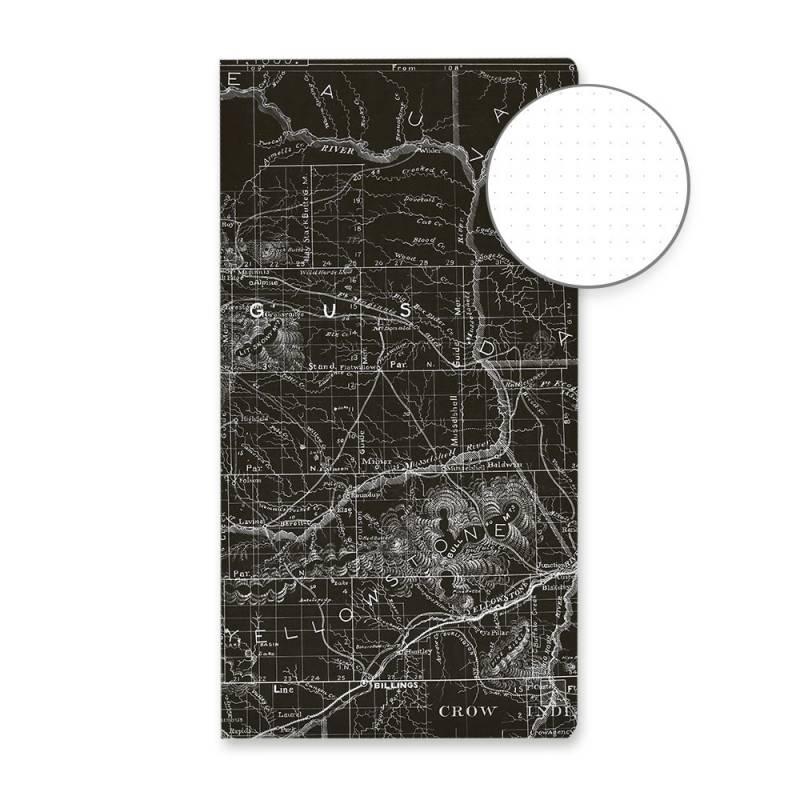 Dot Journal Map