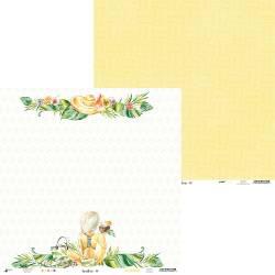 """Papier Sunshine 06, 12x12"""""""
