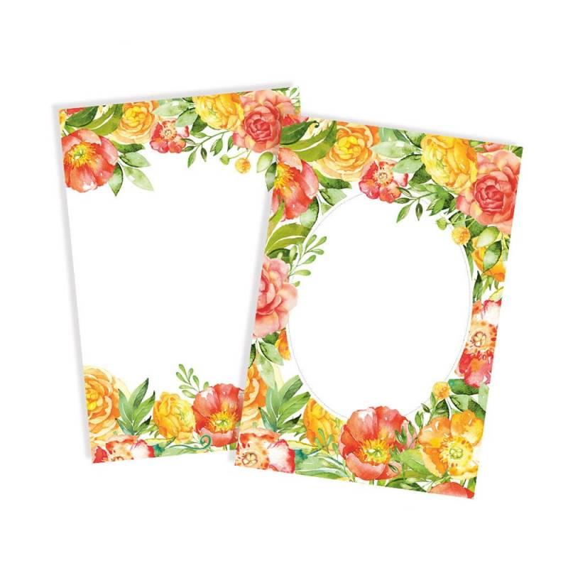 """Set of cards Sunshine, 6x4"""""""
