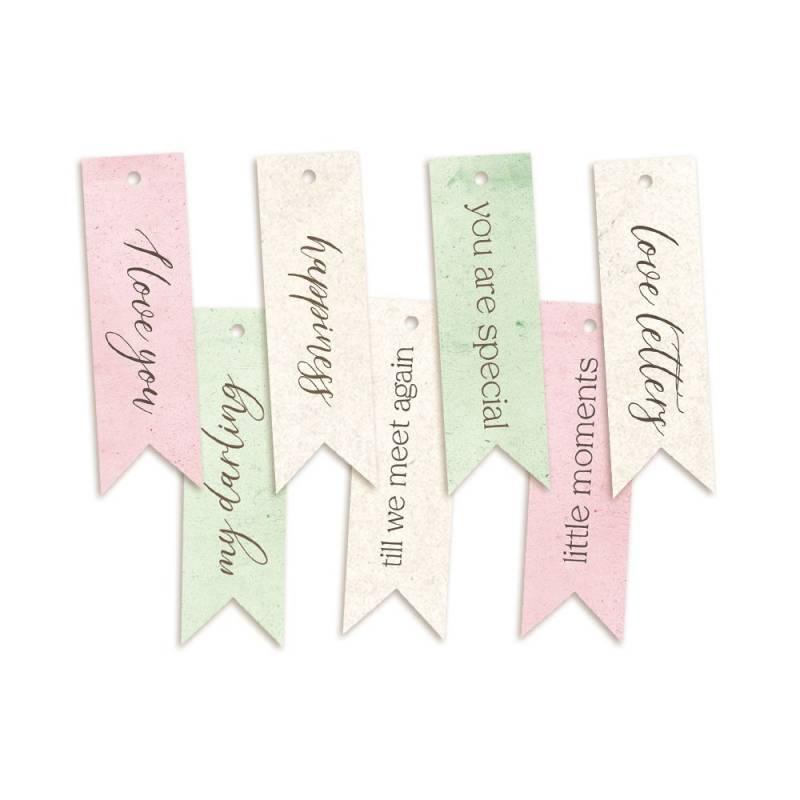 Decorative tags Till we meet again 02