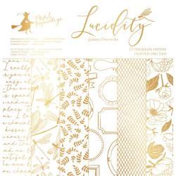 "Paper pad Lucidity, 12x12"""