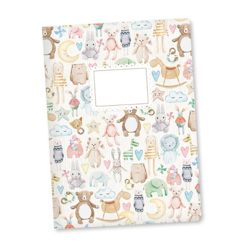 Art journal Baby Joy, A5